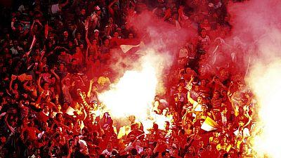 Egypt: 15 football fans behind bars
