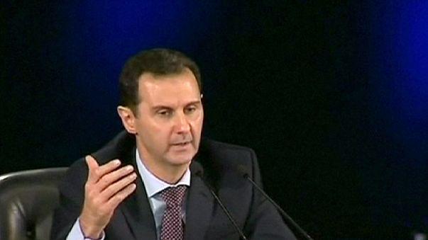 Síria: Assad diz que não há condições para cessar-fogo