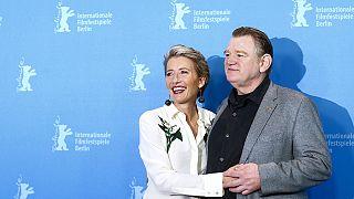 Emma Thompsonról szólt a hétfő a Berlinalén