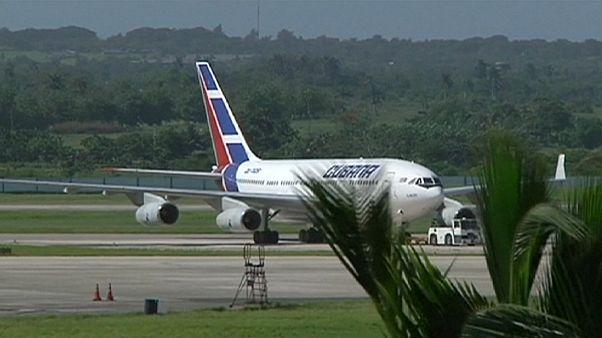 Menetrendszerinti repülőjáratok Kuba és az USA között