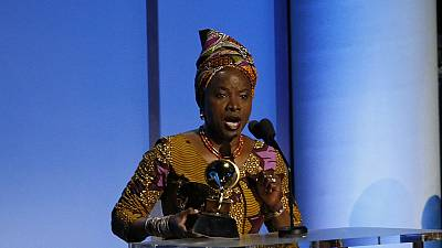 La Béninoise Angélique Kidjo récompensée aux Grammys