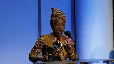 Benin's Angelique Kidjo bags third Grammy award