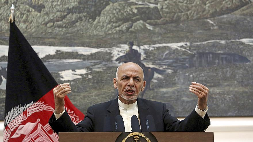 Image: Ashraf Ghani