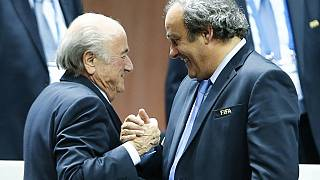 Blatter's turn to face FIFA Appeals Committee, Platini says his hearing went well