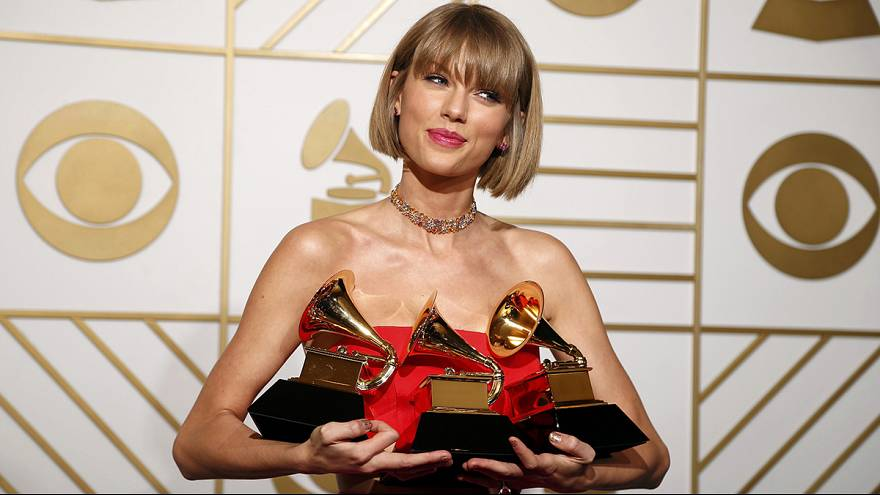 Grammy success for Taylor Swift and Kendrick Lamar