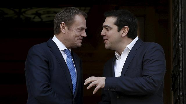 """Дональд Туск: """"Исключение Греции из Шенгена не разрешит миграционный кризис"""""""