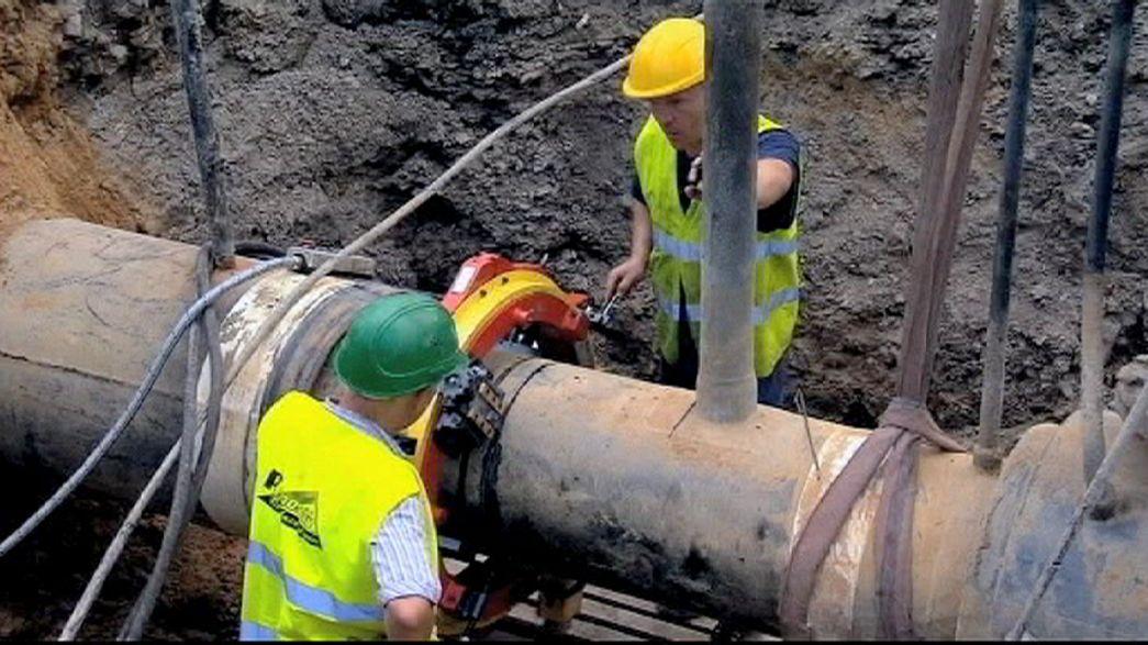 """Sécurité énergétique: la Commission veut un droit de regard sur les contrats """"sensibles"""""""