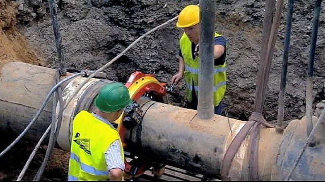 ЕС борется за газовую независимость