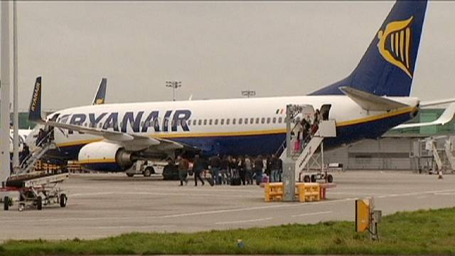 Ryanair's Michael O'Leary talks taxes on Greek visit