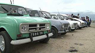 Madagascar's 4L owners show off their favourite vehicles