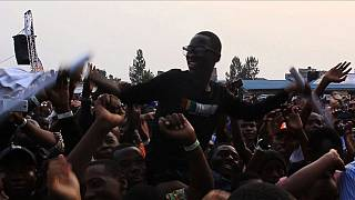 Amani festival in DRC reunites artists