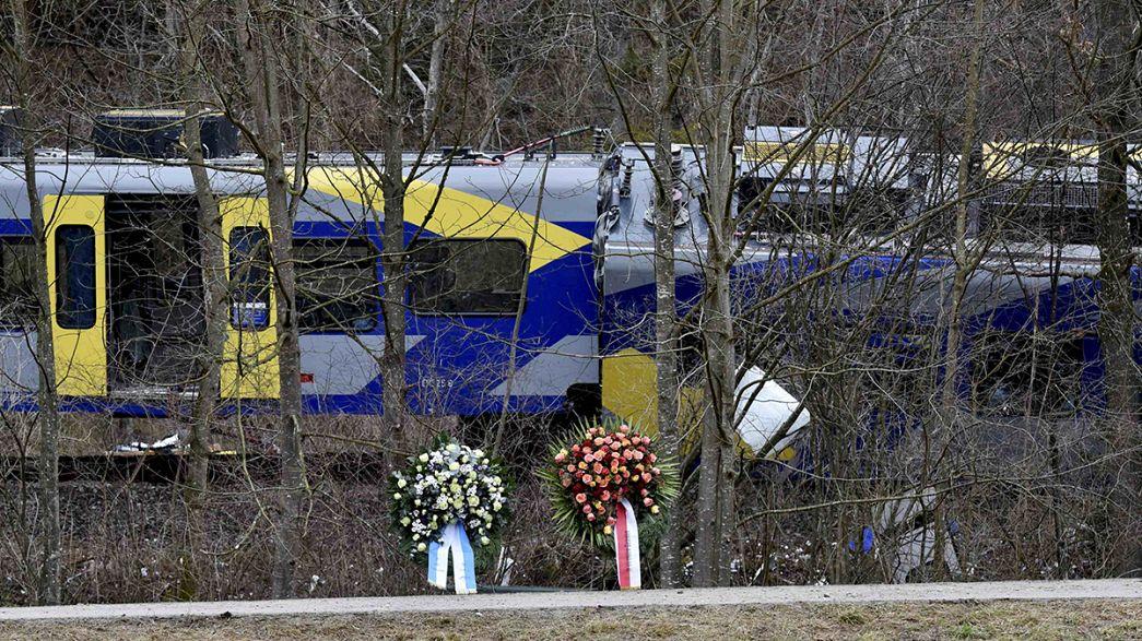 Errore umano del capostazione dietro il disastro ferroviario in Baviera