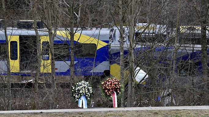 Az irányító hibája okozta a német vonatszerencsétlenséget