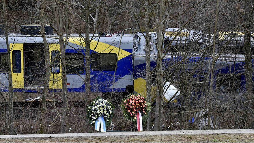 Германия. В столкновении поездов 9 февраля виноват диспетчер