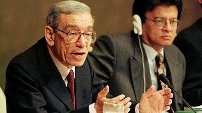 L'ex secrétaire général de l'ONU Boutros Boutros-Ghali est mort