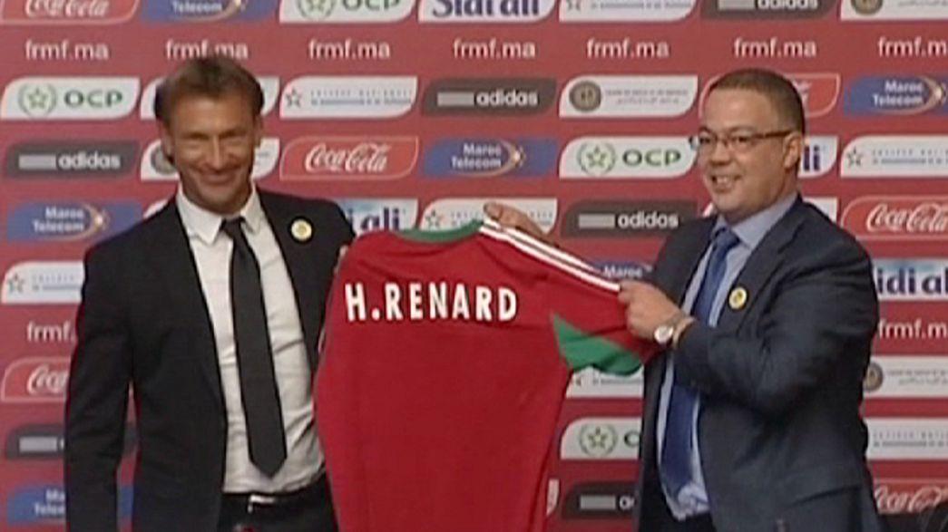 Hervé Renard é o novo selecionador de Marrocos