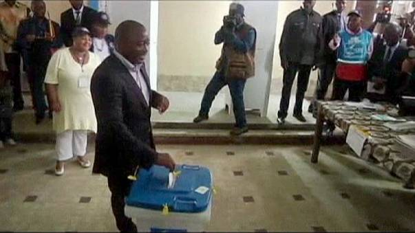 Una huelga general paraliza Kinshasa