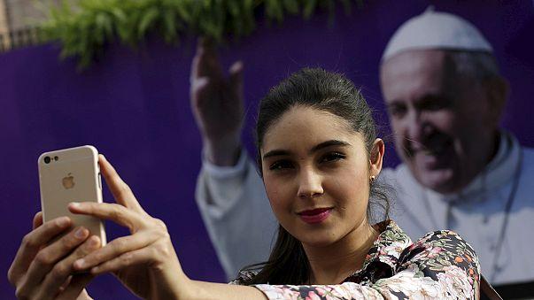 رسالة البابا فرانسيس في المكسيك