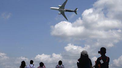 Airbus remains optimistic of Asia market despite economic slowdown
