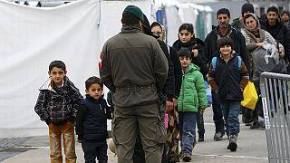 Réfugiés : l'Autriche revoit les principes de l'espace Schengen