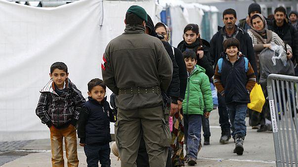 Austria anuncia nuevas medidas de control en doce puestos fronterizos