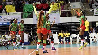 Volley-ball dames : le Cameroun qualifié pour Rio