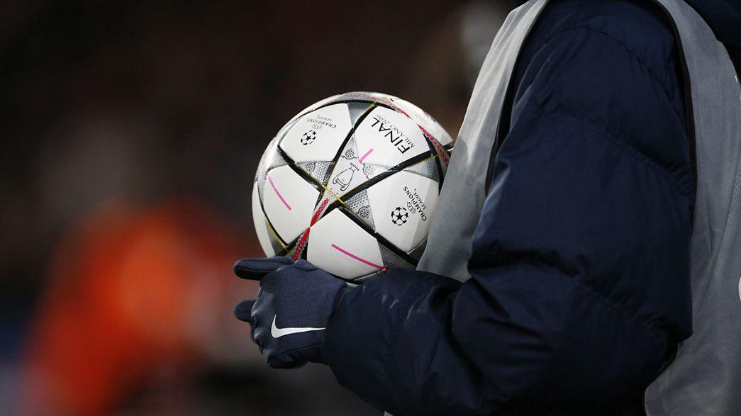 Şampiyonlar Ligi: Real Roma deplasmanında