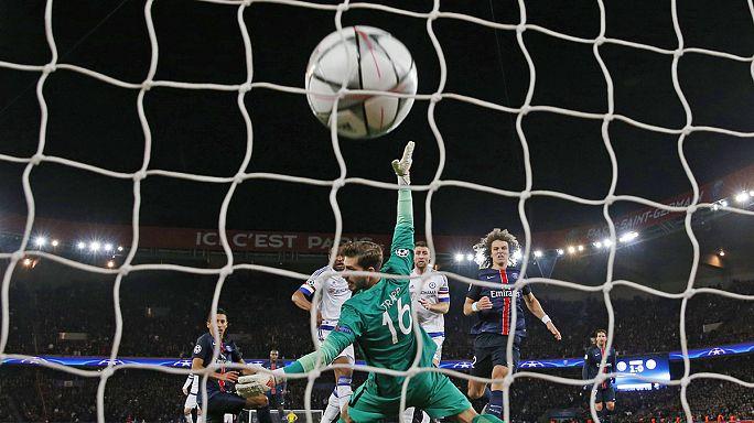 Şampiyonlar Ligi: PSG Chelsea'ye geçit vermedi