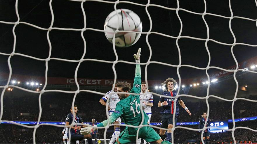 Champions League: PSG siegt gegen Chelsea - Benfica gewinnt in letzter Minute
