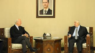 ООН и МИД Сирии поспорили о гумпомощи