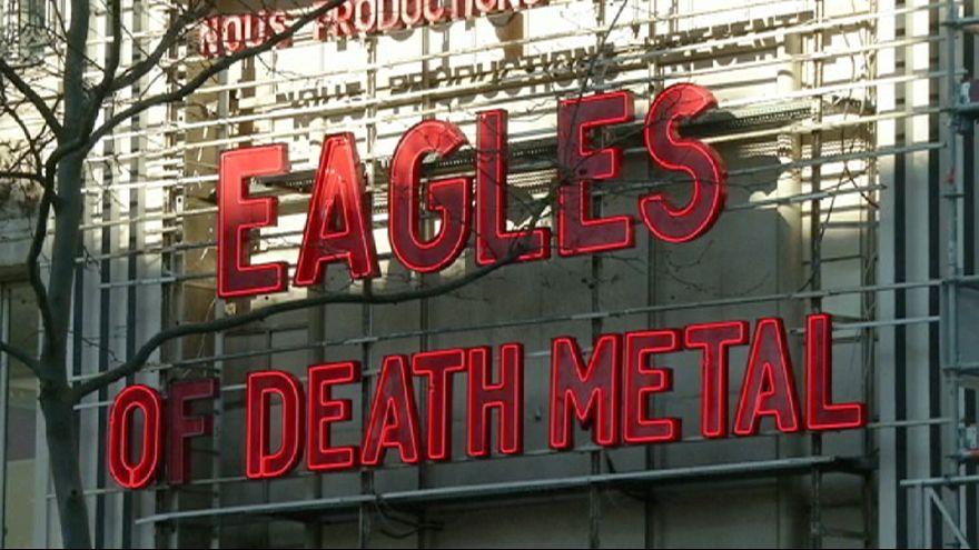 Olympia de Paris preparou-se bem para os Eagles of Death Metal