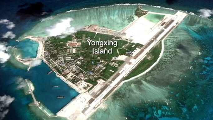 Újra nő a feszültség a Dél-kínai-tengeren
