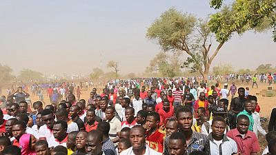 Niger youth commemorate death of fallen students