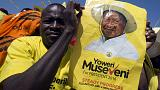 Présidentielle en Ouganda : l'opposition redoute un scrutin truqué