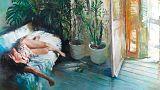 Χρήστος Παλλαντζάς: Ο ζωγράφος ως παλμογράφος της απώλειας