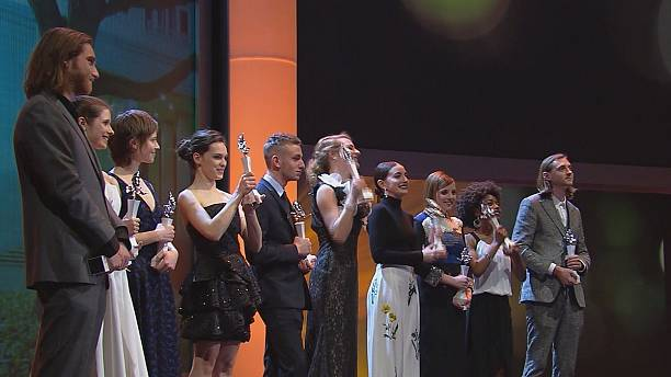 Berlin Film Festival pays tribute to shooting stars of the future