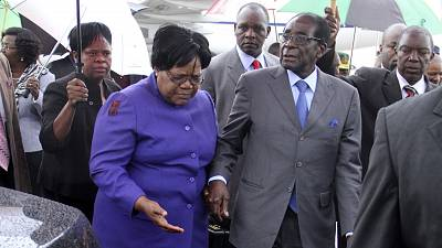 Zimbabwe's ex VP, Mujuru, forms new party