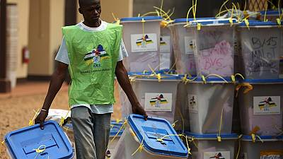 Preliminary results declared in Central African Republic presidential vote