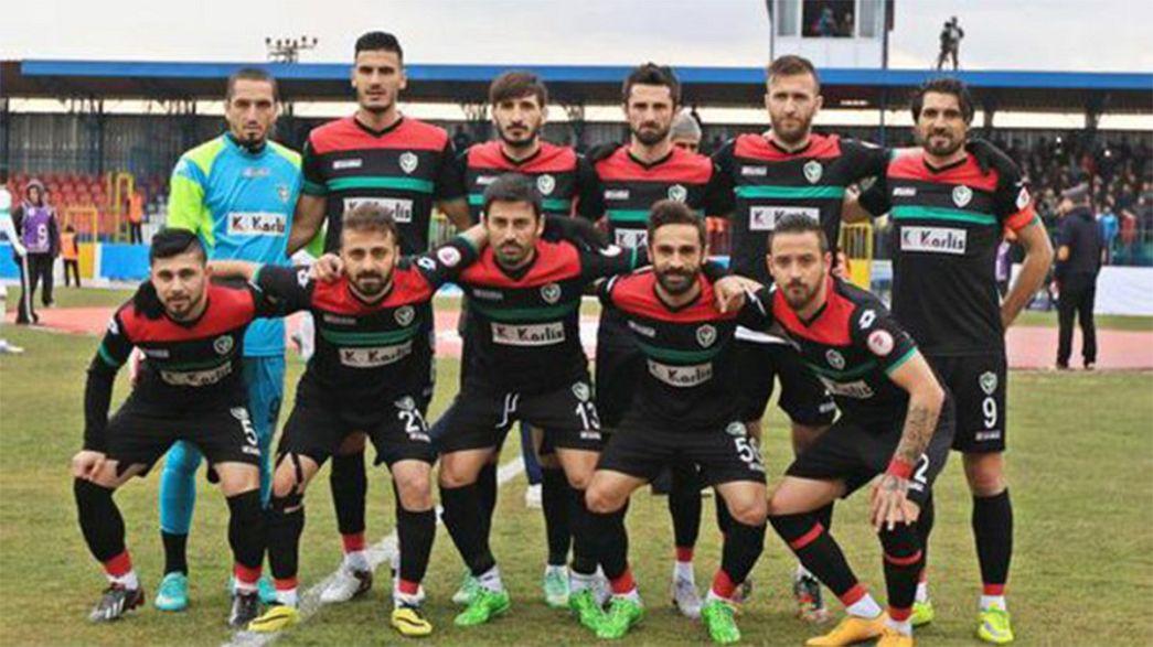 Amedspor: Ein kurdischer Fußballverein schreibt Geschichte in schweren Zeiten