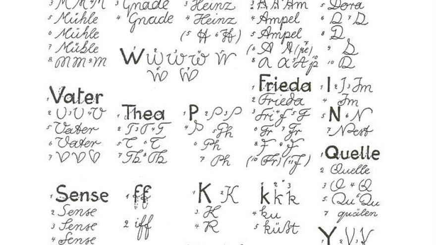 Deutschland: Handschrift wird für Schüler zum Problem