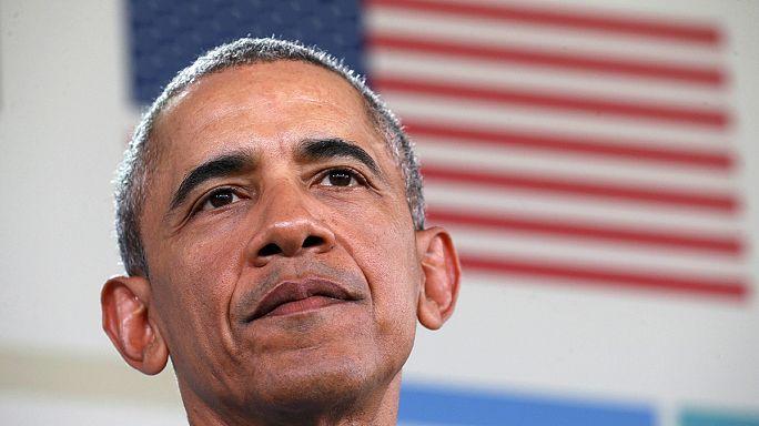 "اوباما: ""ترامب لن يكون رئيساً"""