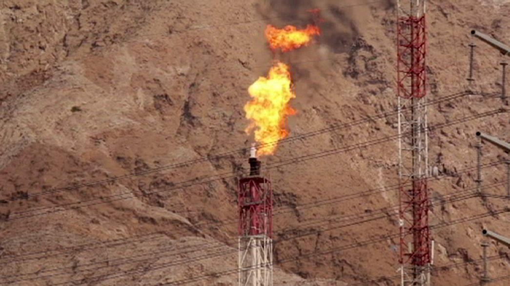 Iran lehnt Einfrieren von Ölfördermengen ab: «Wir waren sanktioniert, uns trifft am Preisverfall keine Schuld»