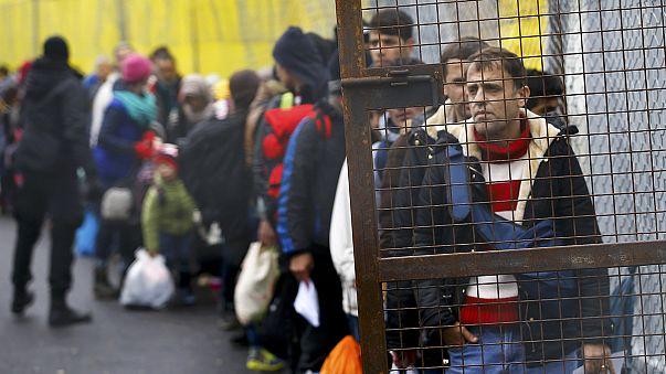 Österreich setzt Höchstgrenze für Migranten fest: 3.200 Flüchtlinge pro Tag