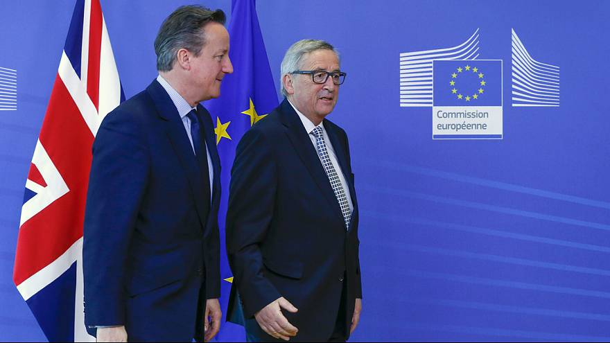 Brexit deal: Crunch time for Britain at EU summit