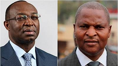 CAR: Presidential candidates trade electoral fraud accusations
