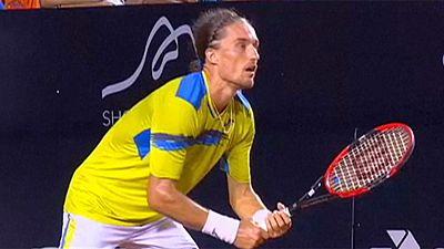 Alexandr Dolgopolov brilha no Open do Rio