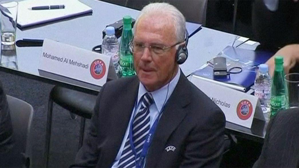 La FIFA sanciona y multa a Franz Beckenbauer