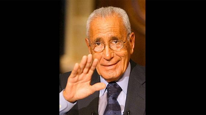 Egypt's best known journalist Mohamed Heikal dies at 92