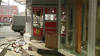 Polémica en Moscú por la demolición de tiendas y quioscos cerca del metro
