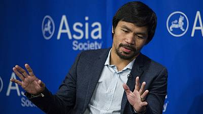 Nike cuts ties with Pacquiao after gay comments
